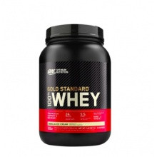 Протеин Optimum Nutrition 100% Gold Standard Whey Protein 909 gr