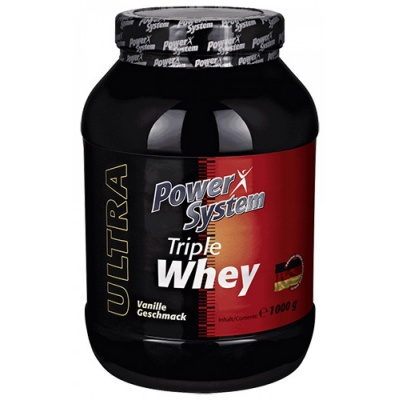 Протеин Power System Triple Whey Protein 1000 гр