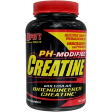 Креатин SAN. PH Modified Creatine 120 капс