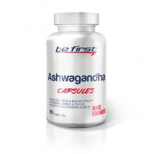 Спец препарат Be First Ashwagandha capsules 90 капсул