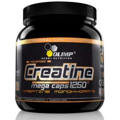 Креатин Olimp Creatine Mega Caps 400caps
